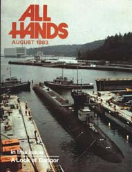 All Hands; August 1983 Volume 62, Issue 733 by Navy Department, Bureau of Navigation