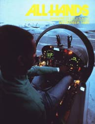 All Hands; November 1985 Volume 64, Issue 760 by Navy Department, Bureau of Navigation