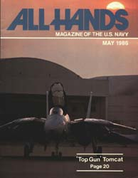 All Hands; May 1986 Volume 65, Issue 766 by Navy Department, Bureau of Navigation
