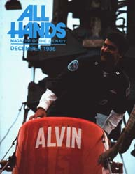 All Hands; December 1986 Volume 65, Issue 773 by Navy Department, Bureau of Navigation