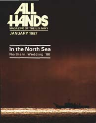 All Hands; January 1987 Volume 67, Issue 774 by Navy Department, Bureau of Navigation