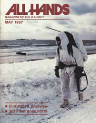 All Hands; May 1987 Volume 67, Issue 778 by Navy Department, Bureau of Navigation