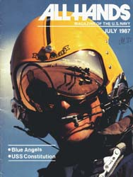 All Hands; July 1987 Volume 67, Issue 780 by Navy Department, Bureau of Navigation