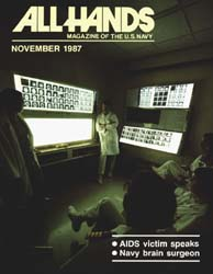 All Hands; November 1987 Volume 67, Issue 784 by Navy Department, Bureau of Navigation