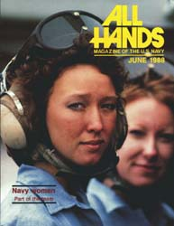 All Hands; June 1988 Volume 68, Issue 791 by Navy Department, Bureau of Navigation