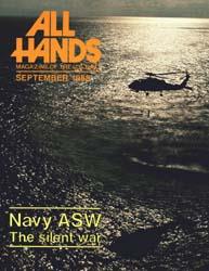 All Hands; September 1988 Volume 68, Issue 794 by Navy Department, Bureau of Navigation