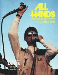 All Hands; October 1989 Volume 69, Issue 807 by Navy Department, Bureau of Navigation