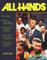 All Hands; June 1993 Volume 73, Issue 851 by Navy Department, Bureau of Navigation