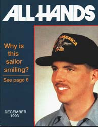 All Hands; December 1993 Volume 73, Issue 857 by Navy Department, Bureau of Navigation