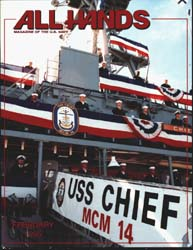 All Hands; February 1995 Volume 75, Issue 871 by Navy Department, Bureau of Navigation