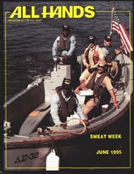 All Hands; June 1995 Volume 75, Issue 875 by Navy Department, Bureau of Navigation