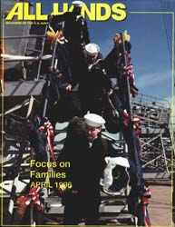 All Hands; April 1996 Volume 76, Issue 885 by Navy Department, Bureau of Navigation