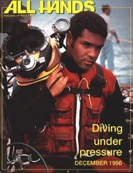All Hands; December 1996 Volume 76, Issue 893 by Navy Department, Bureau of Navigation