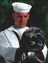All Hands; April 1997 Volume 77, Issue 897 by Navy Department, Bureau of Navigation