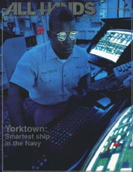 All Hands; September 1997 Volume 77, Issue 902 by Navy Department, Bureau of Navigation
