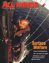 All Hands; July 1998 Volume 78, Issue 912 by Navy Department, Bureau of Navigation