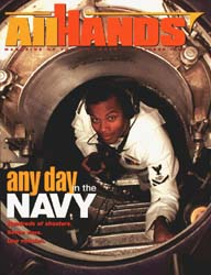 All Hands; October 1998 Volume 78, Issue 915 by Navy Department, Bureau of Navigation