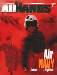 All Hands; March 1999 Volume 79, Issue 920 by Navy Department, Bureau of Navigation