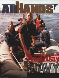 All Hands; October 1999 Volume 79, Issue 927 by Navy Department, Bureau of Navigation