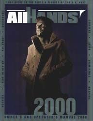 All Hands; January 2000 Volume 80, Issue 930 by Navy Department, Bureau of Navigation