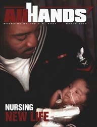 All Hands; March 2000 Volume 80, Issue 932 by Navy Department, Bureau of Navigation