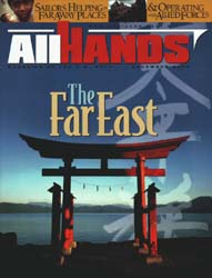 All Hands; December 2000 Volume 80, Issue 941 by Navy Department, Bureau of Navigation