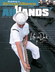 All Hands; July 2002 Volume 82, Issue 960 by Navy Department, Bureau of Navigation