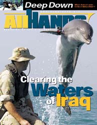 All Hands; June 2003 Volume 83, Issue 971 by Navy Department, Bureau of Navigation
