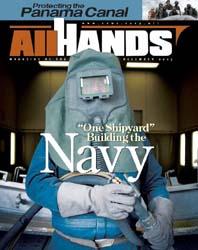 All Hands; December 2003 Volume 83, Issue 977 by Navy Department, Bureau of Navigation