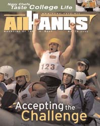 All Hands; March 2004 Volume 84, Issue 980 by Navy Department, Bureau of Navigation
