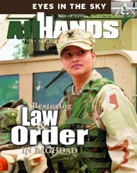 All Hands; March 2005 Volume 85, Issue 992 by Navy Department, Bureau of Navigation