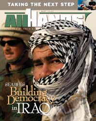 All Hands; May 2005 Volume 85, Issue 994 by Navy Department, Bureau of Navigation
