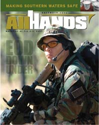 All Hands; November 2005 Volume 85, Issue 1000 by Navy Department, Bureau of Navigation