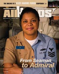 All Hands; March 2006 Volume 86, Issue 1004 by Navy Department, Bureau of Navigation