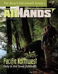 All Hands; September 2006 Volume 86, Issue 1010 by Navy Department, Bureau of Navigation