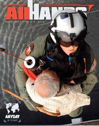 All Hands; October 2006 Volume 86, Issue 1011 by Navy Department, Bureau of Navigation
