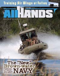 All Hands; December 2006 Volume 86, Issue 1013 by Navy Department, Bureau of Navigation
