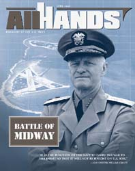 All Hands; June 2007 Volume 87, Issue 1019 by Navy Department, Bureau of Navigation