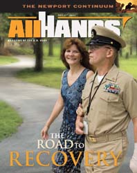 All Hands; August 2007 Volume 87, Issue 1021 by Navy Department, Bureau of Navigation