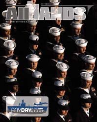 All Hands; October 2007 Volume 87, Issue 1023 by Navy Department, Bureau of Navigation