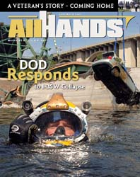 All Hands; November 2007 Volume 87, Issue 1024 by Navy Department, Bureau of Navigation