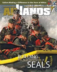 All Hands; December 2007 Volume 87, Issue 1025 by Navy Department, Bureau of Navigation