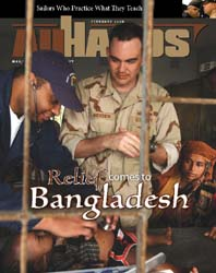 All Hands; February 2008 Volume 88, Issue 1027 by Navy Department, Bureau of Navigation