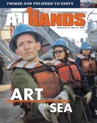 All Hands; June 2008 Volume 88, Issue 1031 by Navy Department, Bureau of Navigation