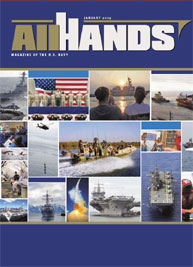 All Hands; January 2009 Volume 89, Issue 1038 by Navy Department, Bureau of Navigation