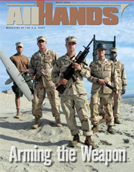 All Hands; April 2009 Volume 89, Issue 1041 by Navy Department, Bureau of Navigation