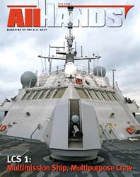 All Hands; July 2009 Volume 89, Issue 1044 by Navy Department, Bureau of Navigation