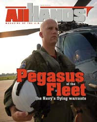 All Hands; February 2010 Volume 90, Issue 1051 by Navy Department, Bureau of Navigation