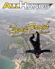 All Hands; December 2010 Volume 1, Issue 9 by Navy Department, Bureau of Navigation