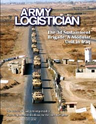 Army Logistician; January-February 2009 Volume 41, Issue 1 by Paulus, Robert D.